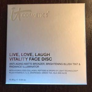 It Cosmetics Vitality Face Disc
